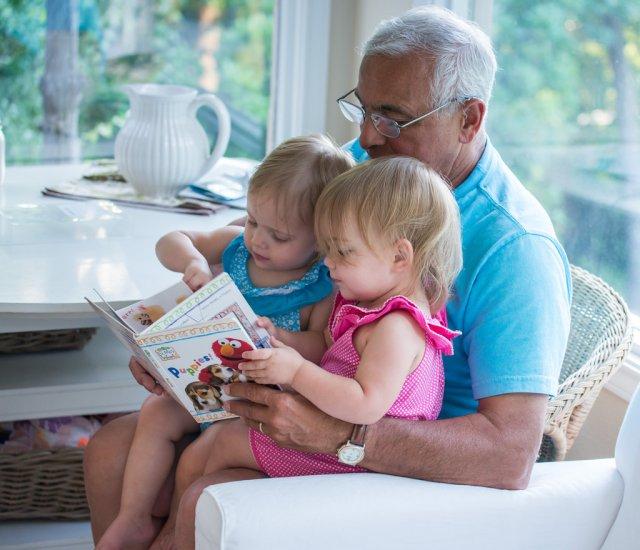 Sposób, w jaki czytasz, jest równie ważny jak to, co czytasz dziecku.