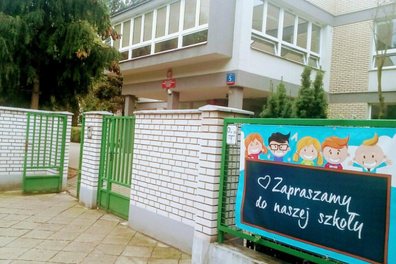 Szkoła Podstawowa z Oddziałami Integracyjnymi nr 68.