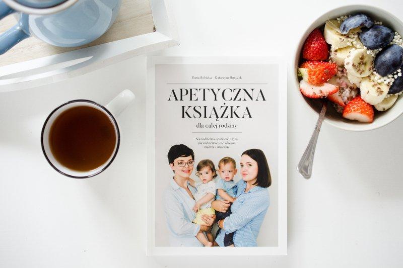 """""""Apetyczna książka dla całej rodziny"""""""