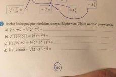 Zadanie z matematyki oburzyło rodziców