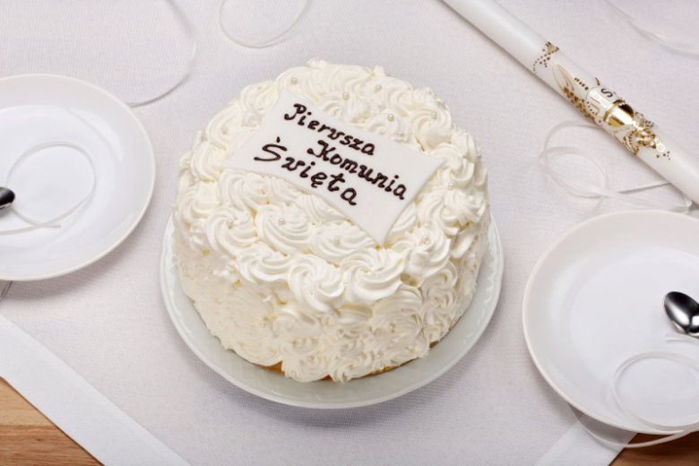 Tort Komunijny Jak Wygląda I Smakuje Najlepszy Propozycje