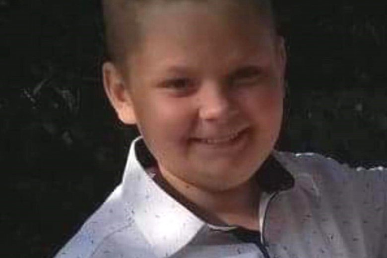 12-letni Dawid uratował siostrę z płomieni