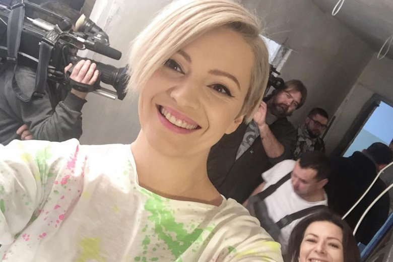 Dorota Szelągowska niedawno urodziła córeczkę