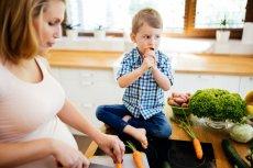 Odżywianie w ciąży a alergie pokarmowe.