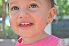 Fot. Flickr/[url=http://bit.ly/1epYDq7]Michelle Carl [/url] / [url= https://creativecommons.org/licenses/by-sa/2.0/]CC BY[/url]/ A ty co myślisz o przekłuwaniu uszu dzieciom?
