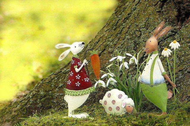 Fot. Pixabay /[url=http://pixabay.com/pl/wielkanoc-easter-bunny-owiec-675114/]Oldifan[/url] / [url=http://bit.ly/CC0-PD]CC0 Public Domain[/url]