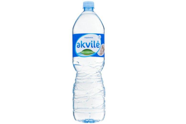 Akvile to woda, której prawidłowy odczyn PH, niskie stężenie sodu i brak azotanów sprawiają, że nadaje się idealnie do picia dla niemowlaków