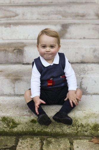 Książe Jerzy znów jest na ustach Brytyjczyków.